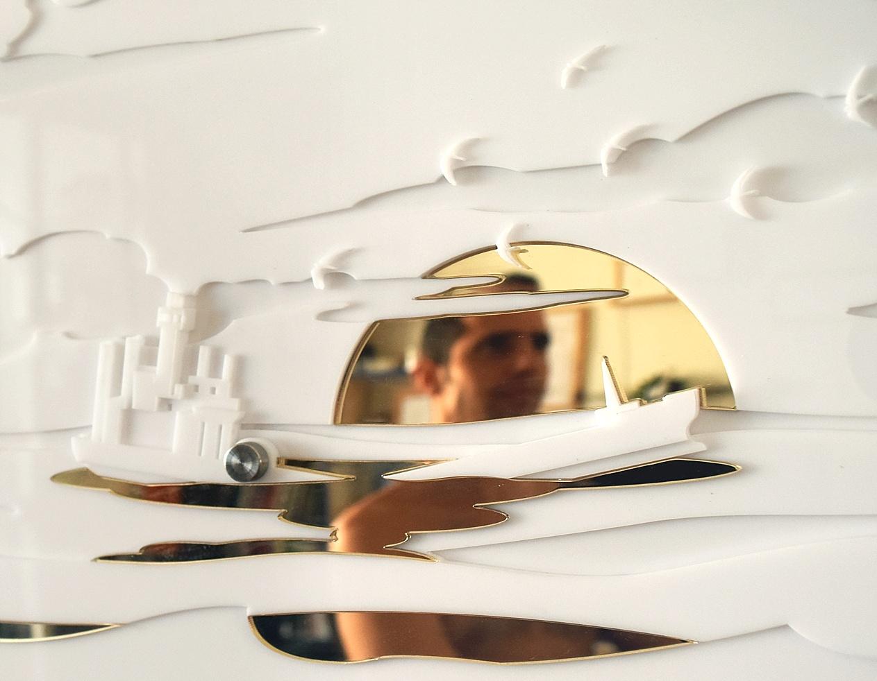Design by StudioKnob : Storytelling lighting and home decor