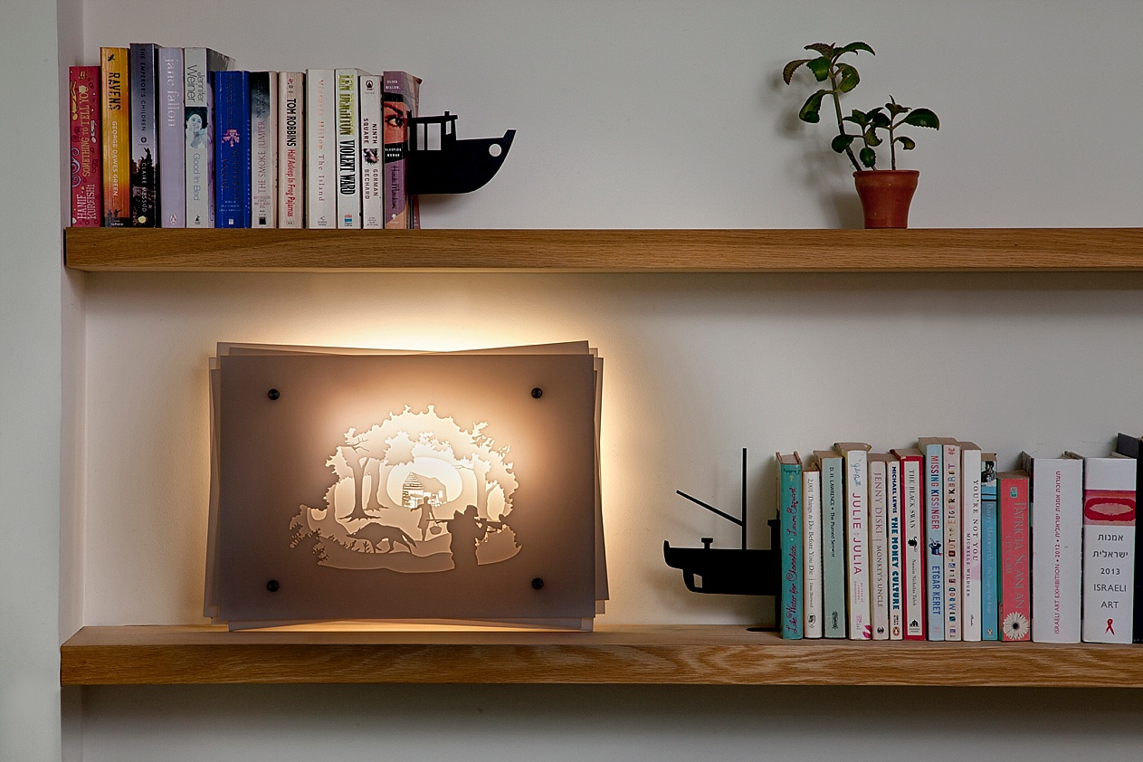 Design by StudioKnob : Storytelling lighting and home decor