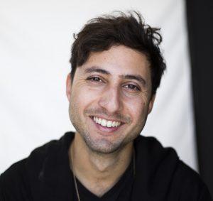 אסף ארביב (צילום: נעמי מרוז)
