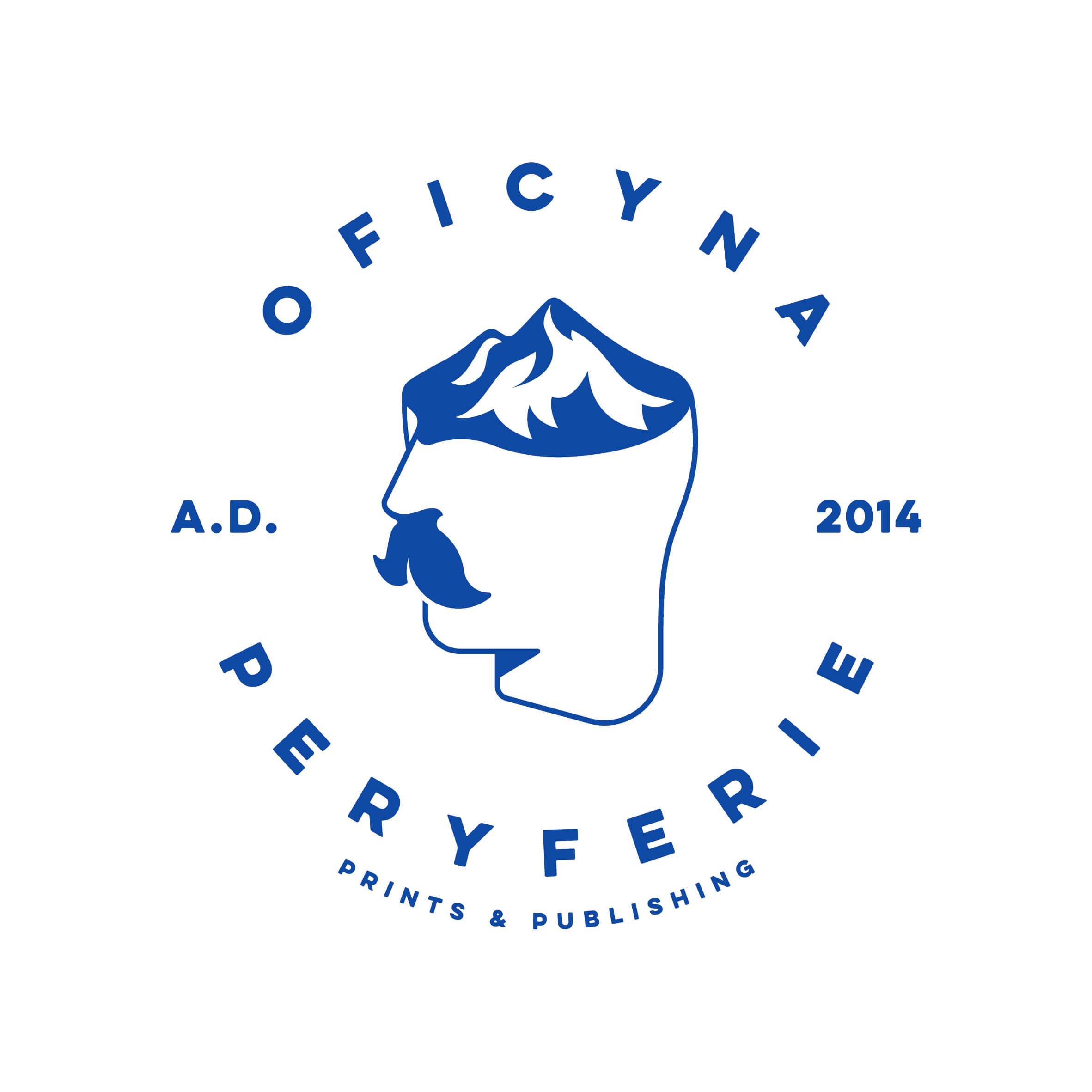 Oficyna Peryferie - logo