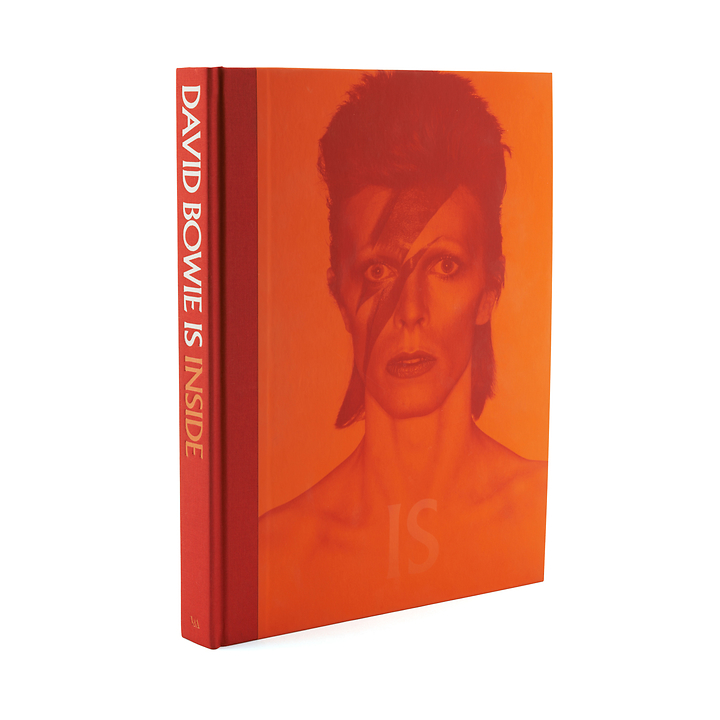David Bowie Is. Design: Jonathan Barnbook