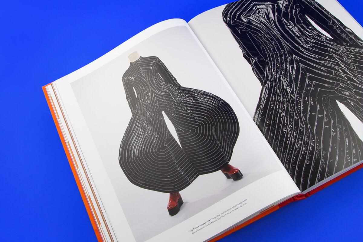 David Bowie Is. Design: Jonathan Barnbook