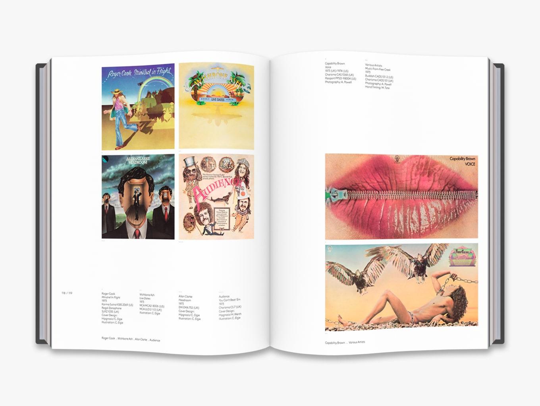 Vinyl. Album. Cover. Art - Hipgnosis