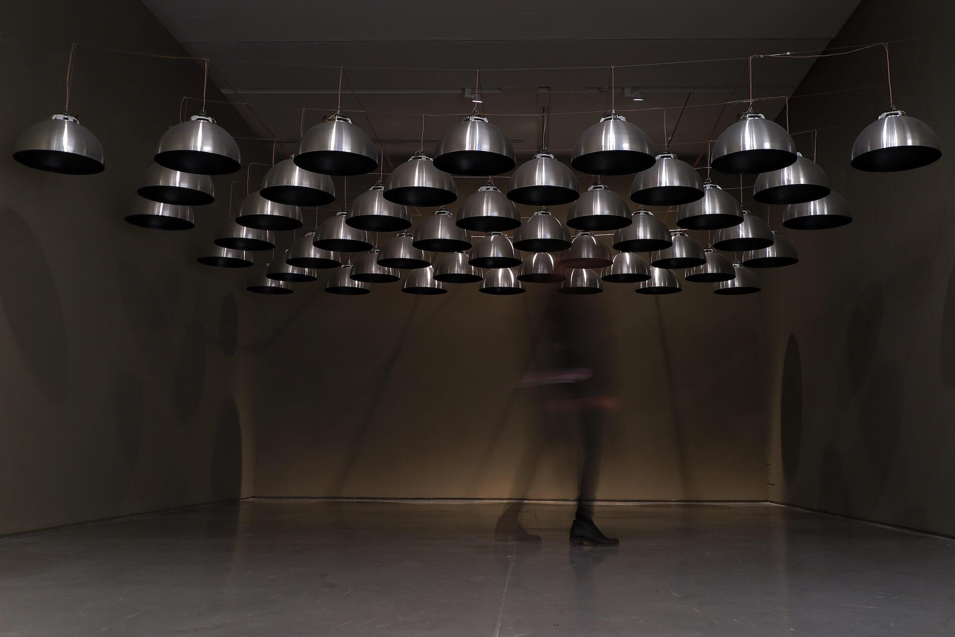 מיצב הקול People You May Know, הוצג במוזיאון ישראל, 2015, כחלק מהתערוכה 'קיצור תולדות האנושות'