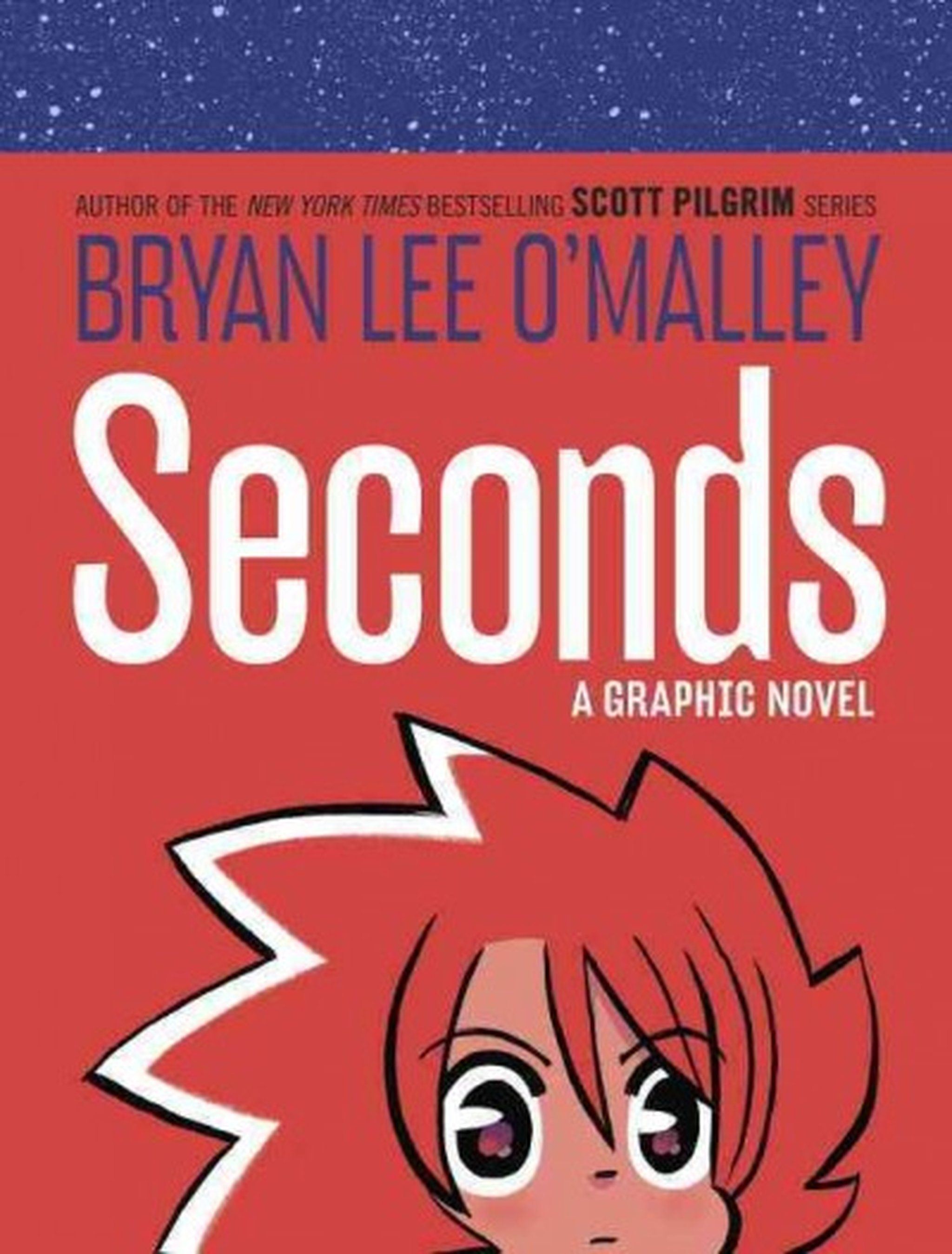 Bryan Lee O'Malley - seconds & seconds scott pilgrim