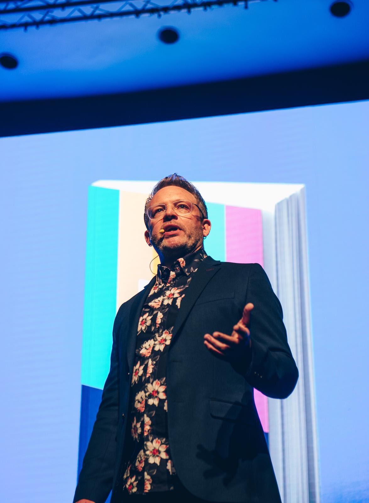 Jonah Sterling, Microsoft. Photo: Chris Milne