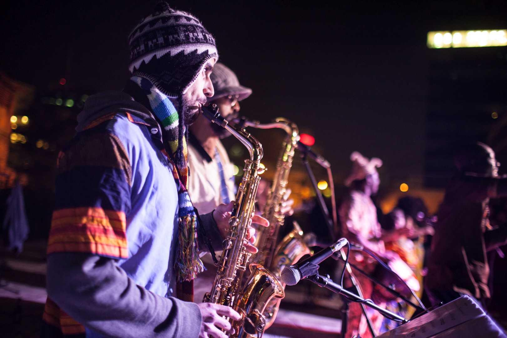 פסטיבל ״מנורת לילה״. צילום: עומר ביטס