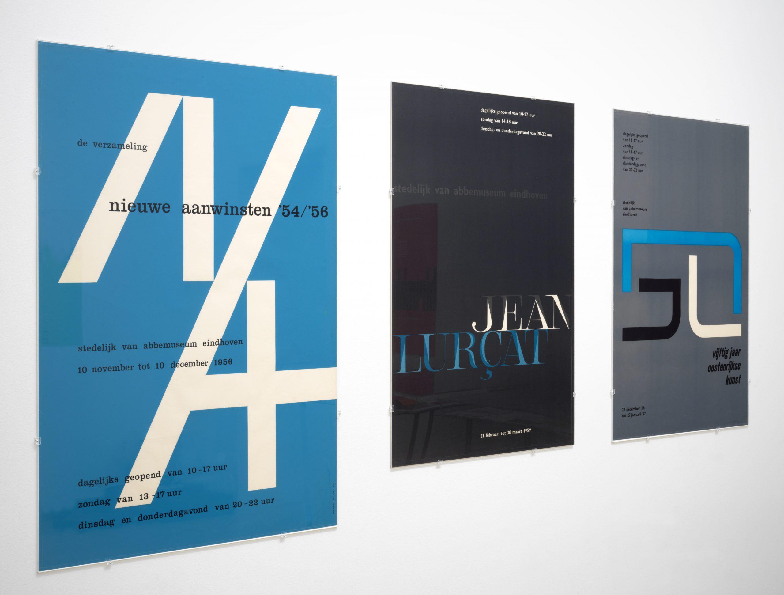 Exhibition: Wim Crouwel: Mr. Gridnik. Stedelijk Museum Amsterdam, 2019. Photo: Gert Jan van Rooij
