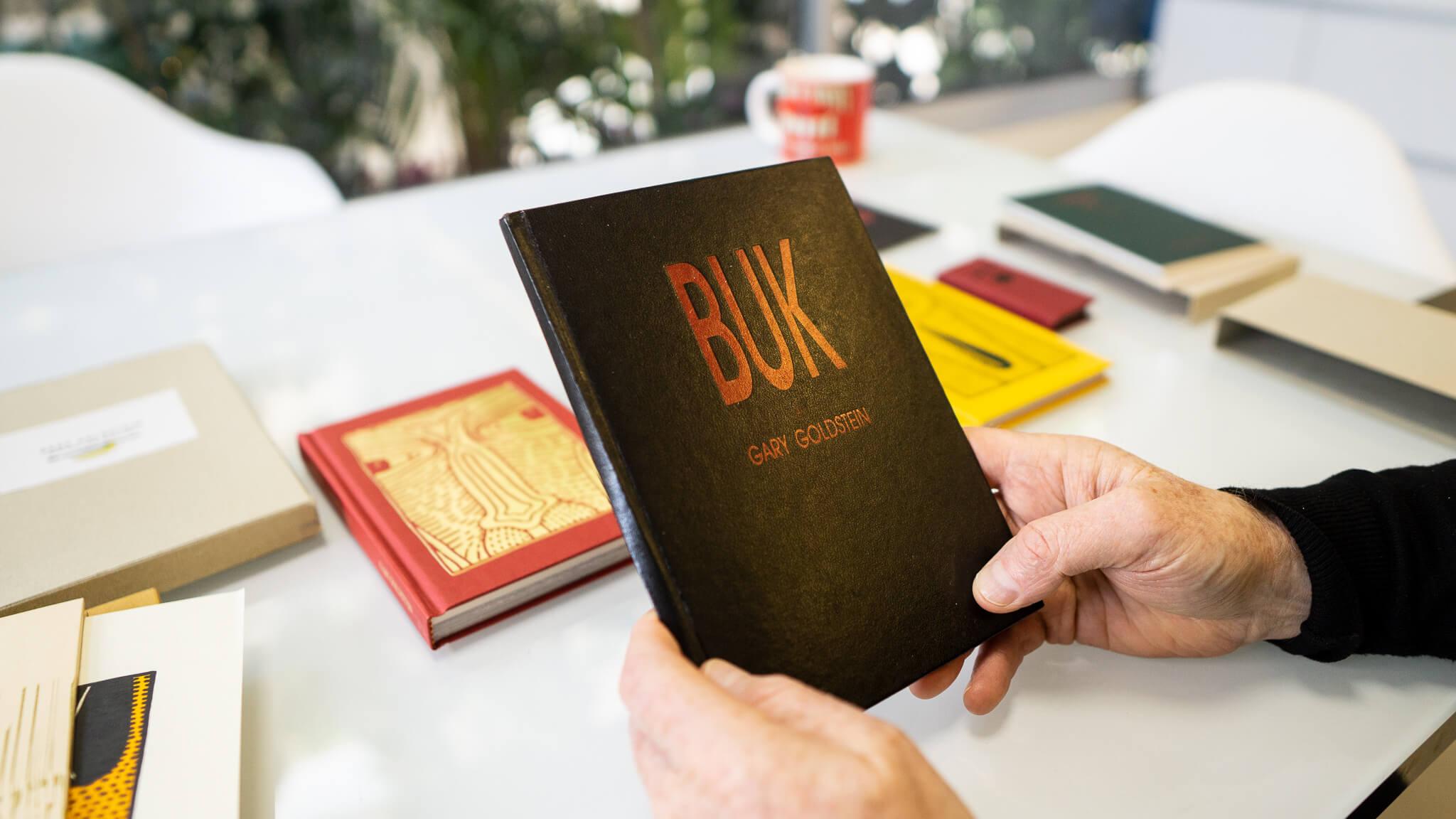 BUK - Gary Goldstein