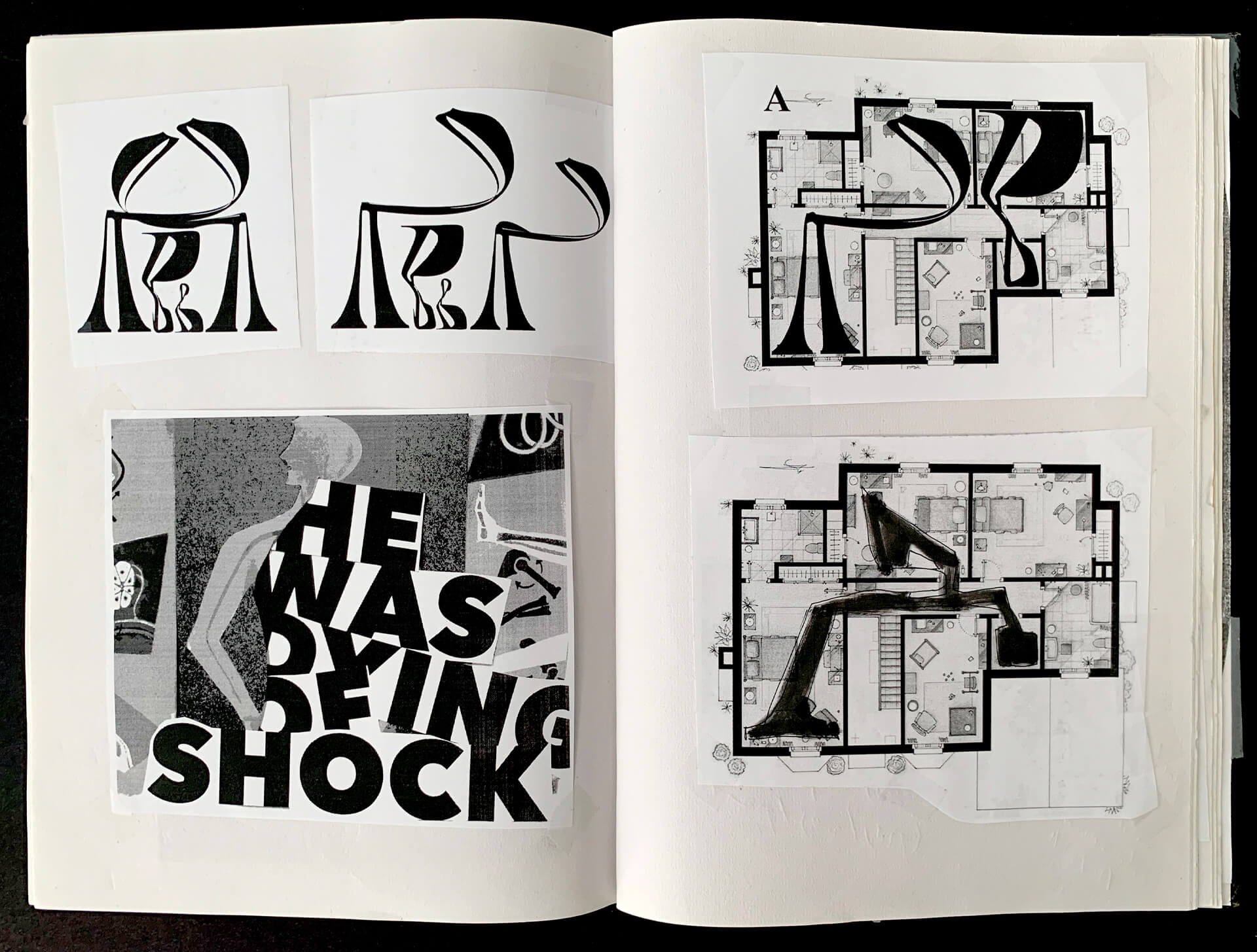 Oded Ezer Sketchbook