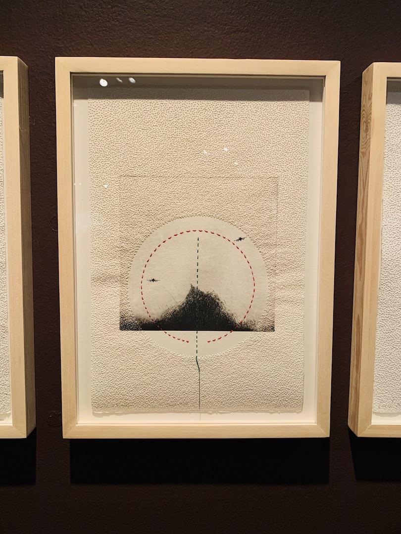 פריד אבו שקרה, הביאנלה לעיצוב במוז״א. צילום: טל סולומון ורדי
