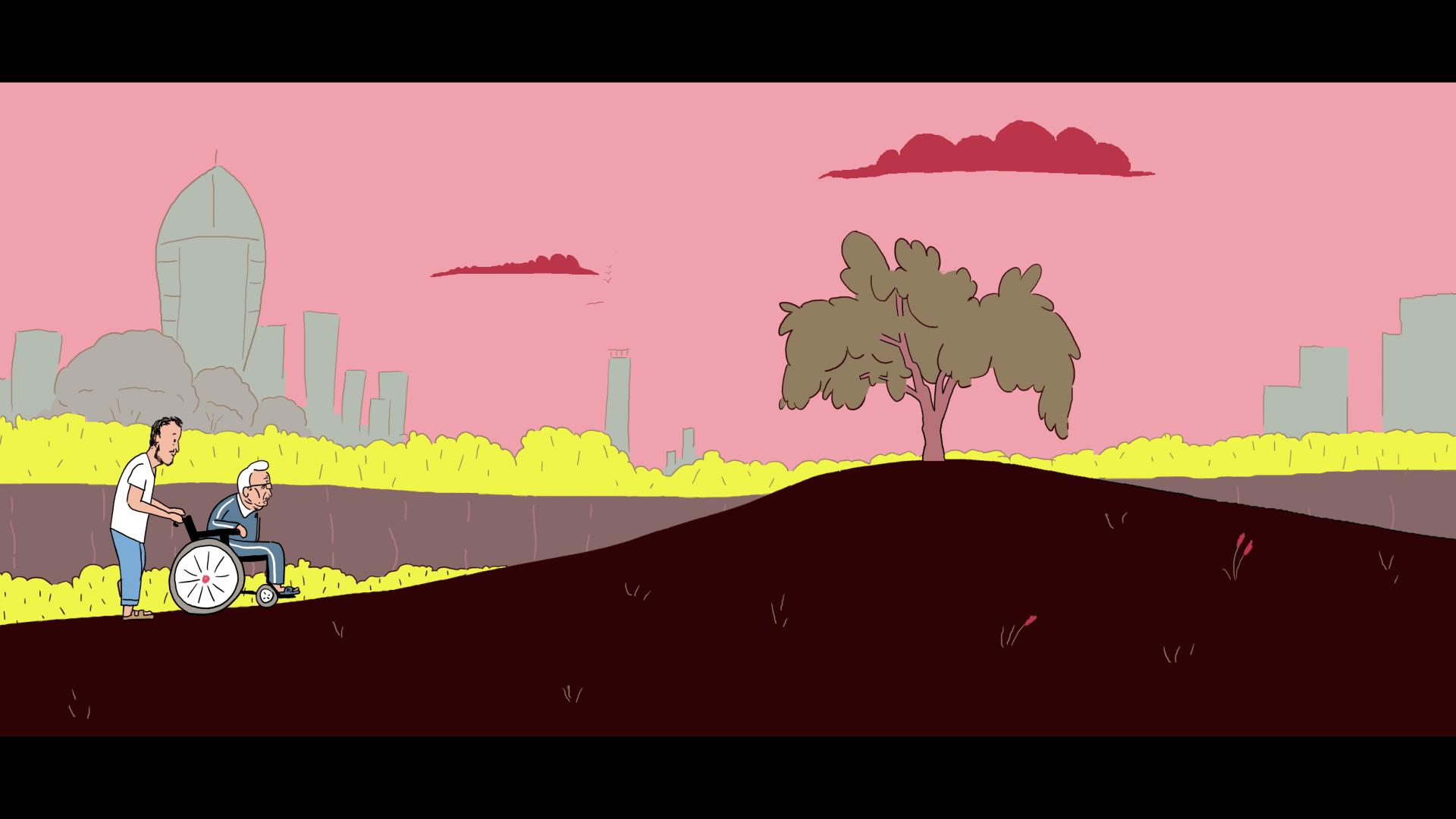 חצי סבא - בן מולינה