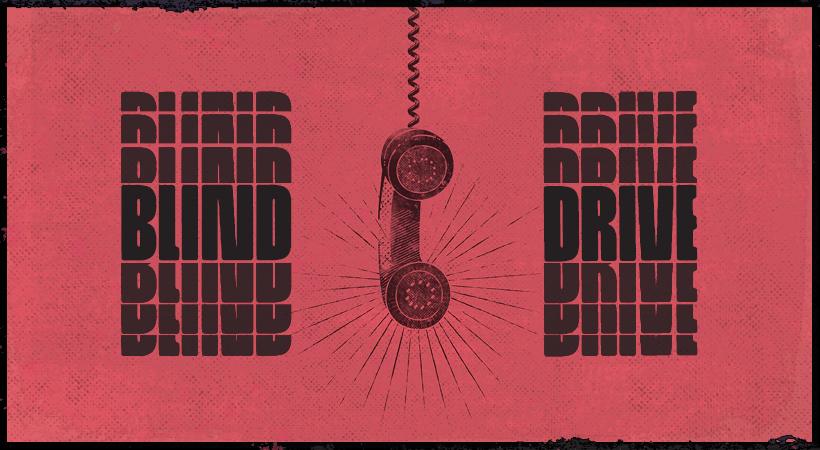 סקיצה ל-Blind Drive. עיצוב: שירה נתן