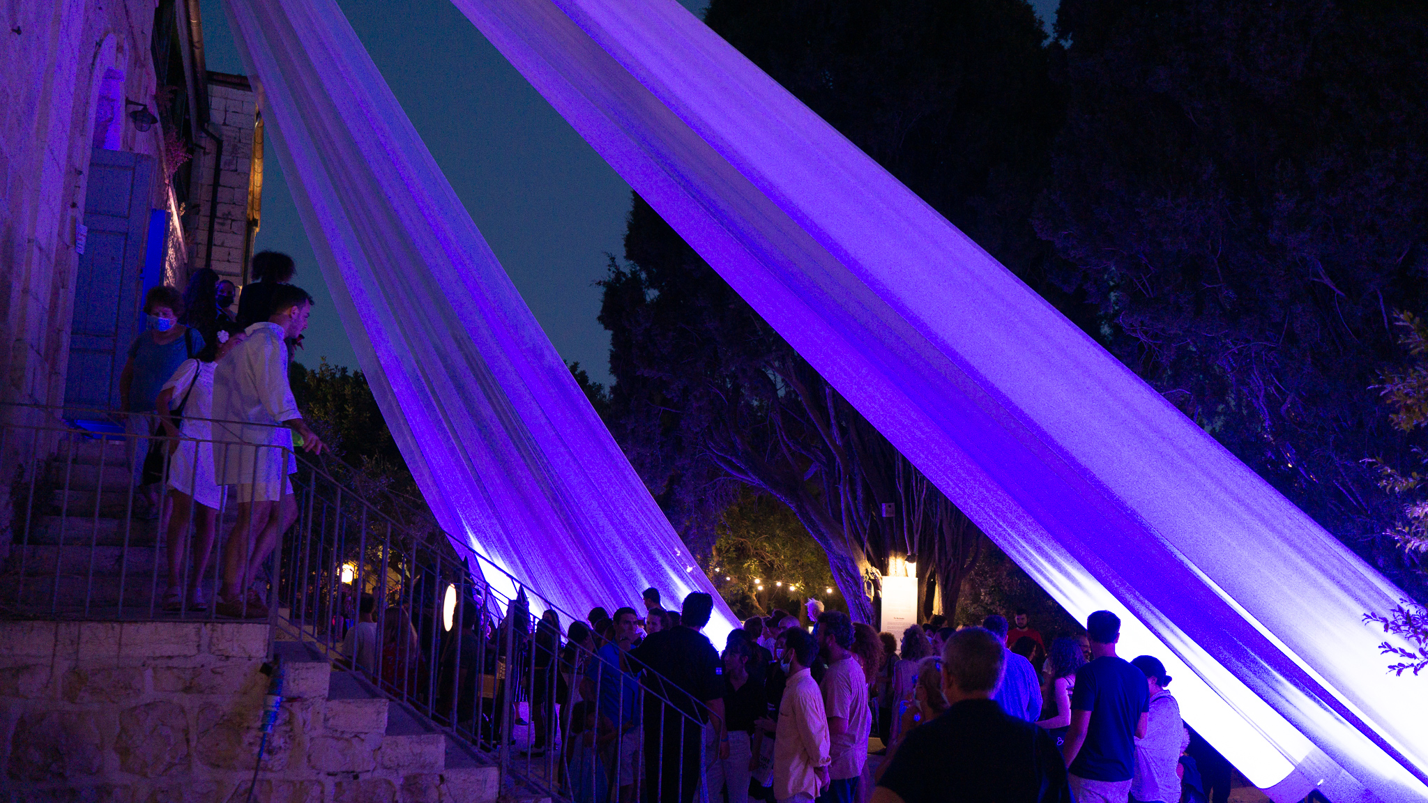 קרקס הבריחה - שבוע העיצוב ירושלים. צילום: טל סולומון ורדי